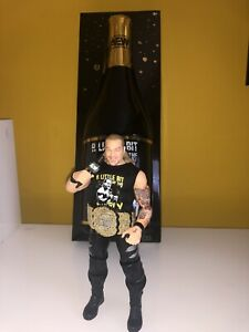 AEW Unrivaled Chris Jericho Figure - Bit Of The Bubbly Ringside Exclusive