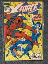 "X-Force #11 - 1st ""real"" Domino Vs Deadpool - High Grade Copy"