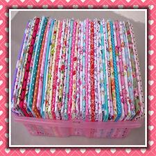 ★ LOTTO 50 pezzi STOFFA - fabric - lot diy scrapbooking 50pcs set scraps