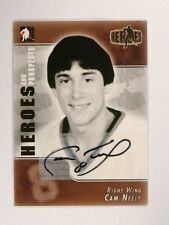 04-05 ITG Heroes & Prospects Cam Neely autograph auto #A-CN *46569