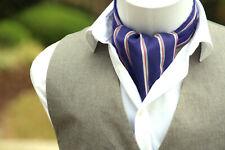 Men's Cravat Ascot Mens Tie Silk Day Cravat Ascot A111 Mens Tie
