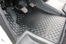 MERCEDES BENZ Original Velour Floor Mats W639 VIANO to 2010 Black LHD