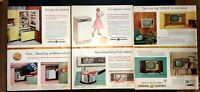 Life Magazine Ad GENERAL ELECTRIC Appliances 1960 Ad