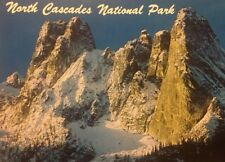 North Cascades National Park Washington State Unposted Postcard