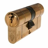UAP Anti-Snap Door Cylinder Lock High Security Double Glazing uPVC Doors
