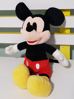 CLUB HOUSE DISNEY MICKEY MOUSE PLUSH TOY DISNEY SOFT TOY 22CM TALL OLD STYLE!