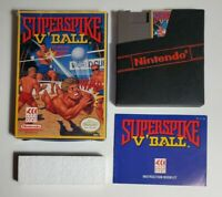 Super Spike V'Ball (Nintendo Entertainment System, 1990) CIB