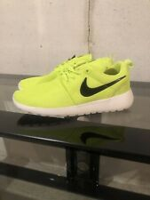 New listing Women's Nike Roshe Run Shoes Size 5.5 Brand New With Tags Lime Green