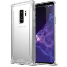 POETIC Affinity Premium Thin Corner Protection Case for Galaxy S9 Plus Clear
