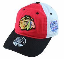 Reebok NHL Hockey Kids 4-7 Chicago Blackhawks Stadium Series Cap Hat