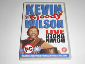 Kevin 'Bloody' Wilson: Live Down Under Dvd Brand New & Factory Sealed (2004)