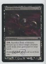 2014 Magic: The Gathering - Journey into Nyx #71 Font of Return Magic Card 0b5