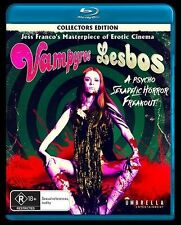 *NEW & SEALED* Vampyros Lesbos (Collector's Edition Blu-ray) Umbrella Release