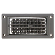 Auto Marine RV Boat A/C Air Conditioner Linear Vent Grille Cover Ducted Gray