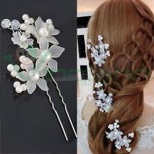 Forcina Flowers forcine spillone fermaglio accessori capelli acconciatura sposa