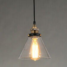 Glass Pendant Light Kitchen Lamp Flush Mount Ceiling Lights Bar Pendant Lighting