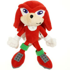 New Sonic the Hedgehog Red Anime Plush Soft Stuffed Toy Doll 8 inch Gift