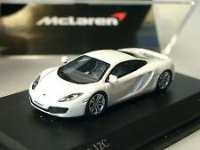 Minichamps McLaren 12C, weiss - 877 133021 - 1/87  lim. 300