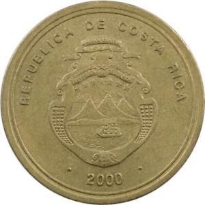 COSTA RICA - 100 COLONES - 2000