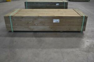 Treated Pine Sleepers 200x75mm x 3.0mt - Retaining Wall Garden Boxing Sand Pits