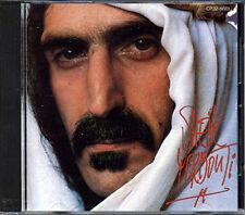 FRANK ZAPPA Sheik Yerbouti JAPAN 1st Press CD 1988 CP32-5661 3200yen