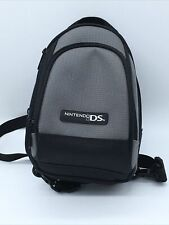 Nintendo DS Mini Backpack Grey