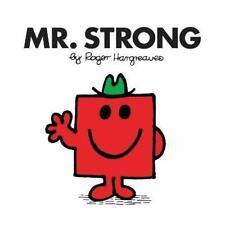 Mr. Strong (Mr. Men Classic Library) - Paperback / softback NEW Hargreaves, Rog
