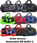 Under Armour UA Undeniable II Medium Duffle 1263967 Multiple Colors