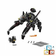 Lego 70908 Batman Movie The Shuttler +Batman Minifigure And Jet Pack Only No Box