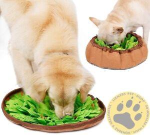 Schnüffelmatte Schnüffelschale Schnüffelteppich | Pet Snuffle Bowl Mat
