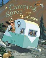 A Camping Spree with Mr. Magee (Hardback or Cased Book)
