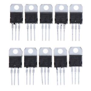 10PCS New TIP147T Darlington Transistor In-Line TO-220 Voltage Regulator J.eo