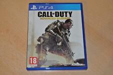 CALL OF DUTY ADVANCED WARFARE PS4 PlayStation 4