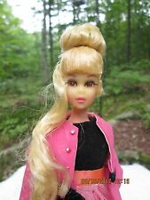 Vintage Barbie 1st Issue Growing Hair Francie Doll &Two For The Ball Gown Coat