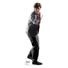 HARRY POTTER Daniel Radcliffe DH Lifesize CARDBOARD CUTOUT Standup Standee F/S