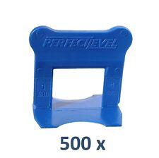 500 croisillons auto nivelant professionnel 1 mm compatible Raimondi