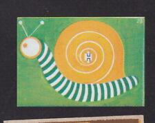 Ancienne  étiquette  allumettes Hollande  BN110572 Escargot