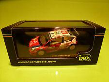 IXO 1:43 - CITROEN C4 WRC - RALLY GREECE 2008    RAM327    - IN  ORIGINAL  BOX