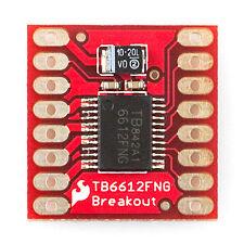 Dual DC Stepper Motor Drive Controller Board Module TB6612FNG Replace L298N