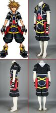 Kingdom Hearts II 2 1st Version Sora Cosplay Costume