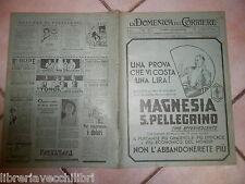 Magnesia S Pellegrino Flit Lux Campari Probak Alberani Pepsodent Tonol Verdal