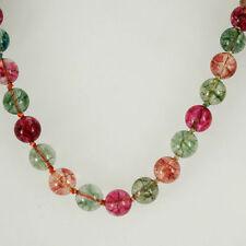 Markenlose gefärbte Echtschmuck aus Halsketten