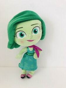 Talking Disney Doll Inside Out DISGUST Riley's Emotions Pixar EUC WORKS!