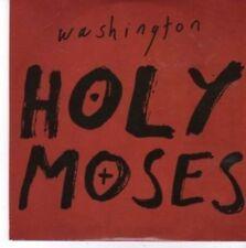 (BW886) Washington, Holy Moses - 2011 DJ CD