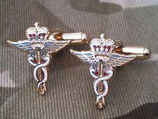 RAF Royal Air Force Medical Military Cufflinks