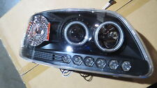 Ford F150 97-03 / Expedition 97-02 1PC Projector Headlights -BLACK FF15097-1P