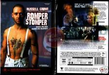 ROMPER STOMPER Russell Crowe neo-Nazi skinheads NEW DVD (Region 4 Australia)