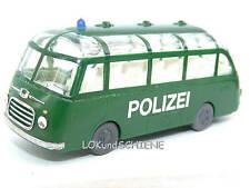 Kässbohrer Setra S 6 ..  HO 1:87  Polizei #3518