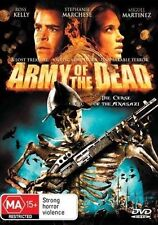 Army Of The Dead (DVD, Region 4) Ross Kelly - Brand New, Sealed