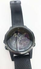 Garmin fenix 5S Sapphire Edition GPS Watch 42mm - Black Sapphire with Black Band